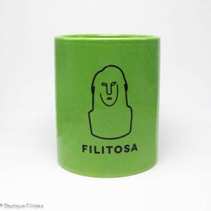 MUG vert Filitosa IX face